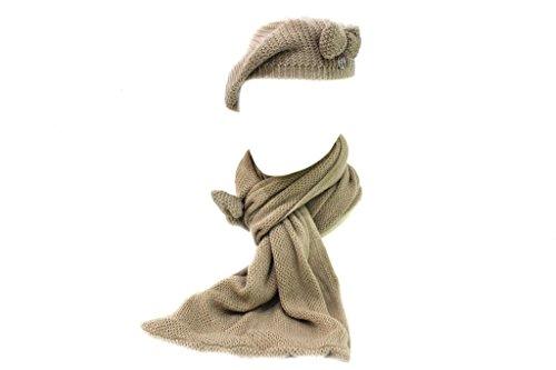 Sciarpa Anello E Cappello Donna Gian Marco Venturi A61281 Talpa Moda Italiana