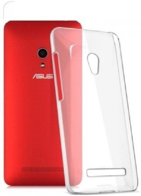 Exclusive Soft Silicone Jelly Transparent Crystal Clear Case Soft Back Case Cover For Asus Zenfone 5 A501CG