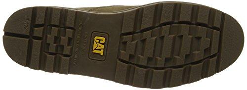 Caterpillar Stance, Chaussures de ville homme Marron (Treemoss)