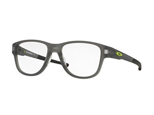Oakley Unisex-Erwachsene Brillengestelle OX8094, Grau/Transparent, 6
