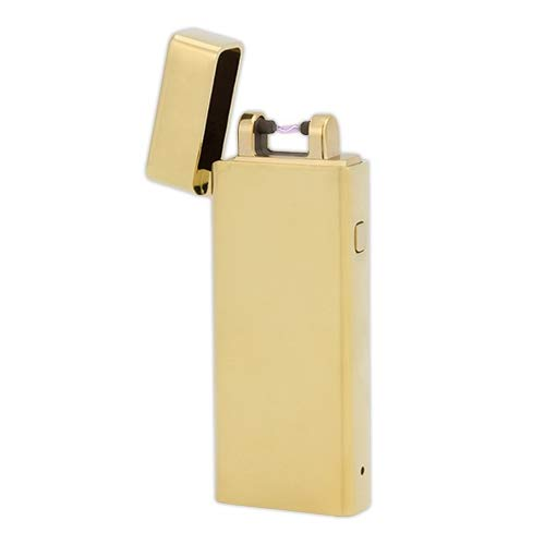 Tesla Lighter T04 Luz Arco – Mechero USB Arc Lighter – Mechero electrónico recargable Slim Line – Varios colores