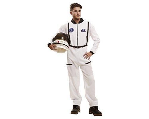 My Other Me Me - Disfraz de astronauta para hombre, S (Viving Costumes 202625)