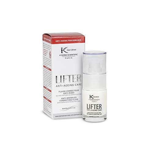 K'DERM Lifter Fluide Correcteur Anti-Rides Yeux - 15ml - Anti-Age