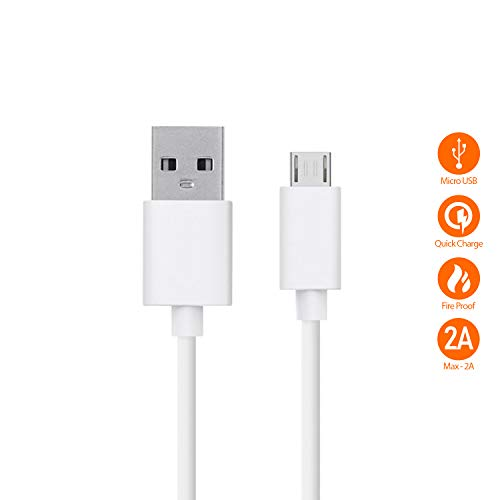 Cable Xiaomi Original Fast charging and simultaneous data transfer, for Devices XIAOMI or other compatible devices, Bulk (Micro USB)