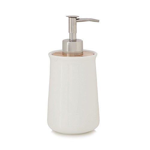 J By Jasper Conran White Ceramic Soap Dispenser for sale  Delivered anywhere in UK