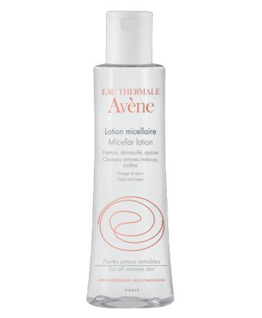 Avene Lotion (AVÈNE MICELLAR LOTION Removes impurities and make-up / Entfernt Unreinheiten und Make-up 200 ml Made in Frankreich)