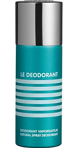 Jean Paul Gaultier Le Male homme/ men Deodorant, Vaporisateur/ Spray, 150 ml, 1er Pack, (1x 150 ml)