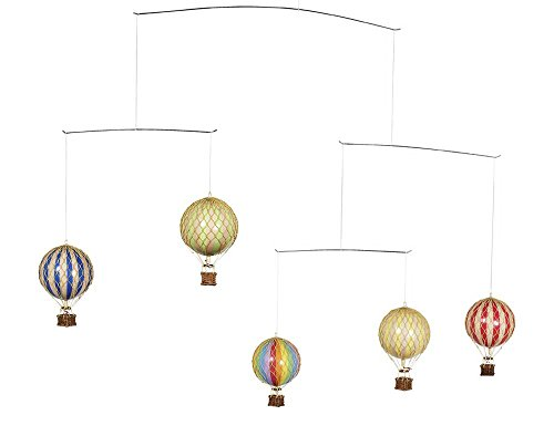 Authentic Models - Ballon-Mobile - Girl Colors - AP128