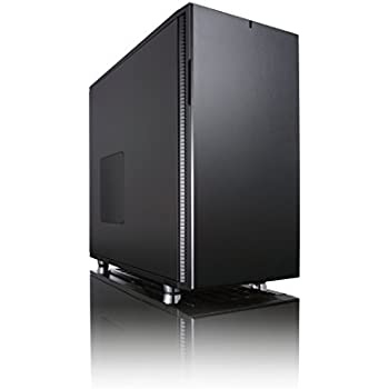 Fractal Design Define R5 Black ATX Midtower Silent PC Computer Case