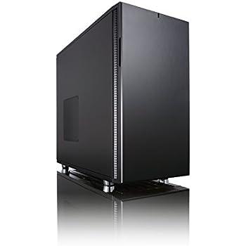 Fractal Design FD-CA-DEF-R5-BK Boîtier PC Noir