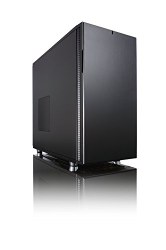 Fractal design fd-ca-def-r5-bk define r5 case per pc, nero