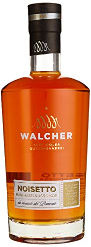 Walcher Noisetto Likör (1 x 0.7 l)