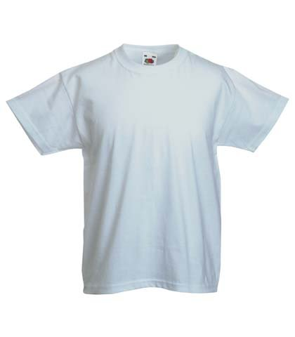 fruit-of-the-loom-t-shirt-uni-crew-manches-courtes-garcon-blanc-blanc-14-15-years