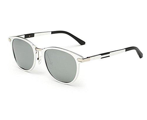 Arctic Star neuen, stilvollen Polarisierte 100% UV400Police sunglasses-black Rahmen schwarz Objektiv 6806 (Vakuum-objektiv)