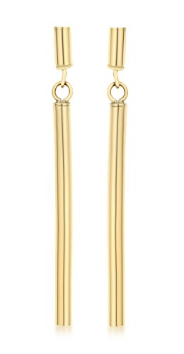 Carissima Gold Damen - Ohrringe 375 Rundschliff Diamant 1.56.3939