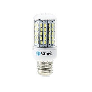 18W E14 / B22 / E26/E27 LED a pannocchia T 96 SMD 5730 1500 lm Bianco caldo / Luce fredda Decorativo AC 220-240 V 1 pezzo ( Connettore : E26/E27 , Colore della luce : Bianco freddo-220-240V )