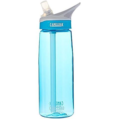 Camelbak Bottle - Cantimplora - Botella, color azul claro (Rain), talla 750 ml