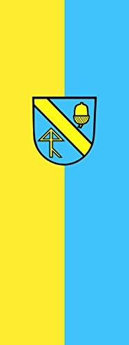 magFlags Drapeau Aichwald | portrait flag | 6m² | 400x150cm