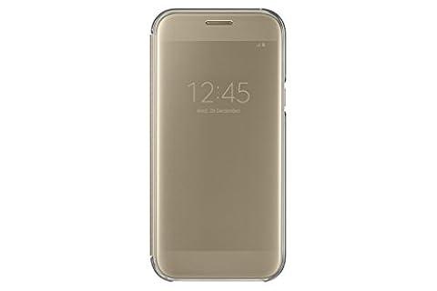 Samsung Coque Folio à Rabat pour Samsung Galaxy A5 2017