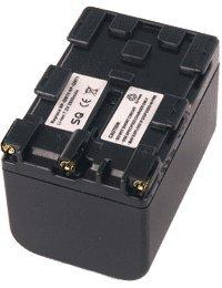 Batterie pour SONY DCR-TRV270E, Haute capacité, 7.4V, 2800mAh, Li-ion