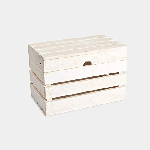 Rebajas oferta Baul arca almacenaje madera vintage