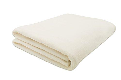 Tagesdecke Decke Kuscheldecke Polar Fleecedecke Fleece 130 x 170 cm