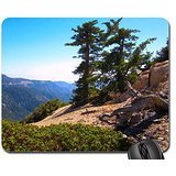 trees-and-shrubs-shearing-a-rocky-hill-mouse-pad-mousepad-mountains-mouse-pad