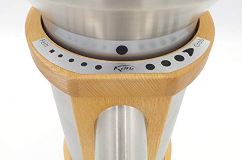 KoMo Magic Getreidemühle (250 Watt, Holz)