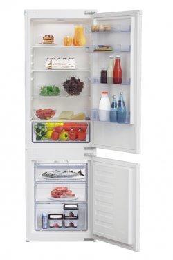Beko BCHA275K3S Incasso 255L A++ Bianco frigorifero con congelatore
