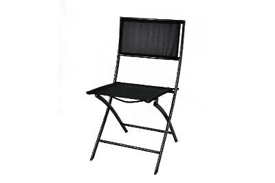 Faltstuhl Campingstuhl Klappstuhl Stuhl Stahl mit Textilene