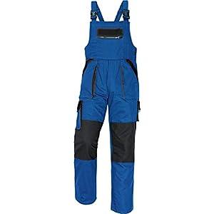 Stenso MAX – Pantalones con Peto de Trabajo para Hombre de algodón