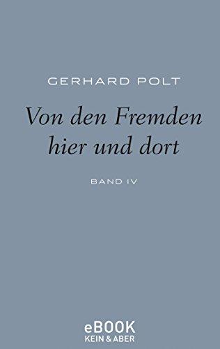 Von den Fremden hier und dort (German Edition)