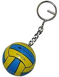 Turbo puerta llaves balón amarillo/azul