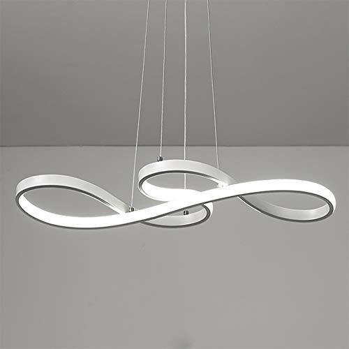 LED Pendelleuchte Tisch Kronleuchter Warmes Licht Deckenleuchte Moderne Deckenleuchte Höhenverstellbare Kronleuchter Restaurant Kronleuchter Wohnzimmer Schlafzimmer Küche Restaurant Büroleuchte
