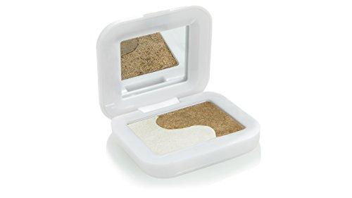 Sheer Eye Shimmer (Models Own MyShadow Powder Eyeshadow - Baked Marble - Apple Pie, 1 Stück)