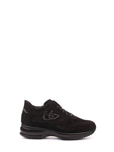 Byblos Blu 667202 Sneakers Donna Crosta Nero Nero 37