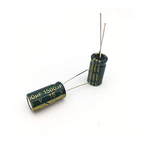 pu/ò sostituire 120 V 100 V audio 35 x 80 mm Condensatore elettrico in alluminio FXCO 125 V 10000 uF