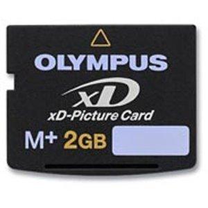 Olympus Speicherkarte 2 GB XD M