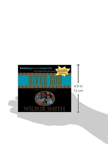 River God (Brilliance Audio on Compact Disc)