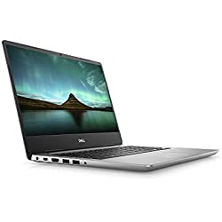 "Dell Inspiron 14-5480 Ordinateur Portable 14"" Full HD Argent (Intel Core i5, 8Go de RAM, SSD 256Go, NVIDIA MX250 2Gb, Windows 10 Home) Clavier AZERTY Français"
