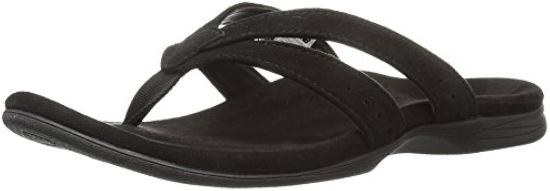 Sandalo Sandalo Sandalo da donna Shasta Thong, nero, 6 B US | Ad un prezzo inferiore  0e808b