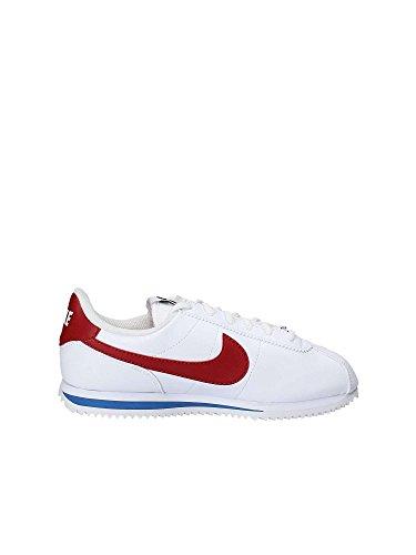 Nike 807472-101 - Sandalias con Cuña Hombre, Color Blanco, Talla 42,5 EU