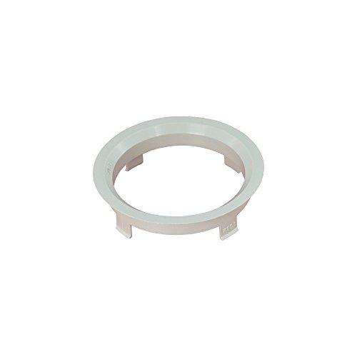 EvoCorse Bague de centrage en plastique 60,1/54,1 mm - Kit 4 pièces