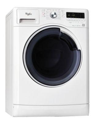 Whirlpool AWOE 41048 Autonome Charge avant 10kg 1400tr/min A+++ Blanc machine à laver - Machines à laver (Autonome, Charge avant, Blanc, boutons, Rotatif, Gauche, LED)