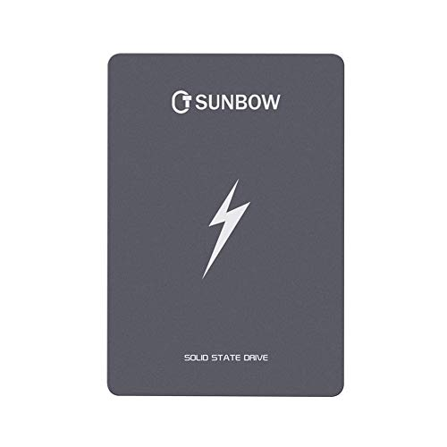 """TCSunBow X3 1 TB 2.5"""" Solid State Drive"""