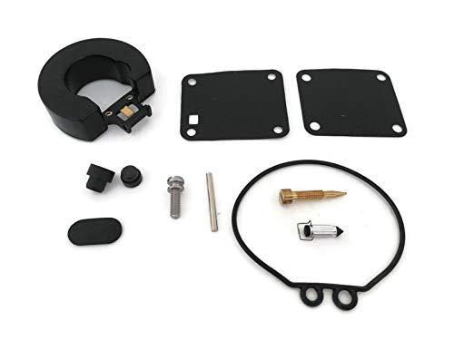yamasco 11502M 18-7765Vergaser Carb Repair Kit Sierra Mercury Mariner Mercruiser von Quicksilver Außenborder M NS 5HP 8HP 9.8HP 2Takt Motor Boot -