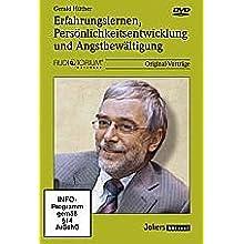 Coverbild: Erfahrungslernen und Persönlichkeitsentwicklung und Angstbewältigung - Gerald Hüther -  DVD