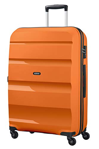 American Tourister Bon Air - Spinner Large Koffer, 75 cm, 91 Liter, Tangerine Orange
