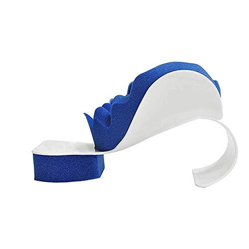 Real Ease Alisador De Cuello Y Hombro, Stiff Neck And Shoulder Pain Relief Support Almohada Y Dispositivo...