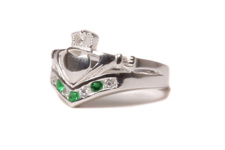 Silverspirit Jewellery  -    Silber     Émeraude